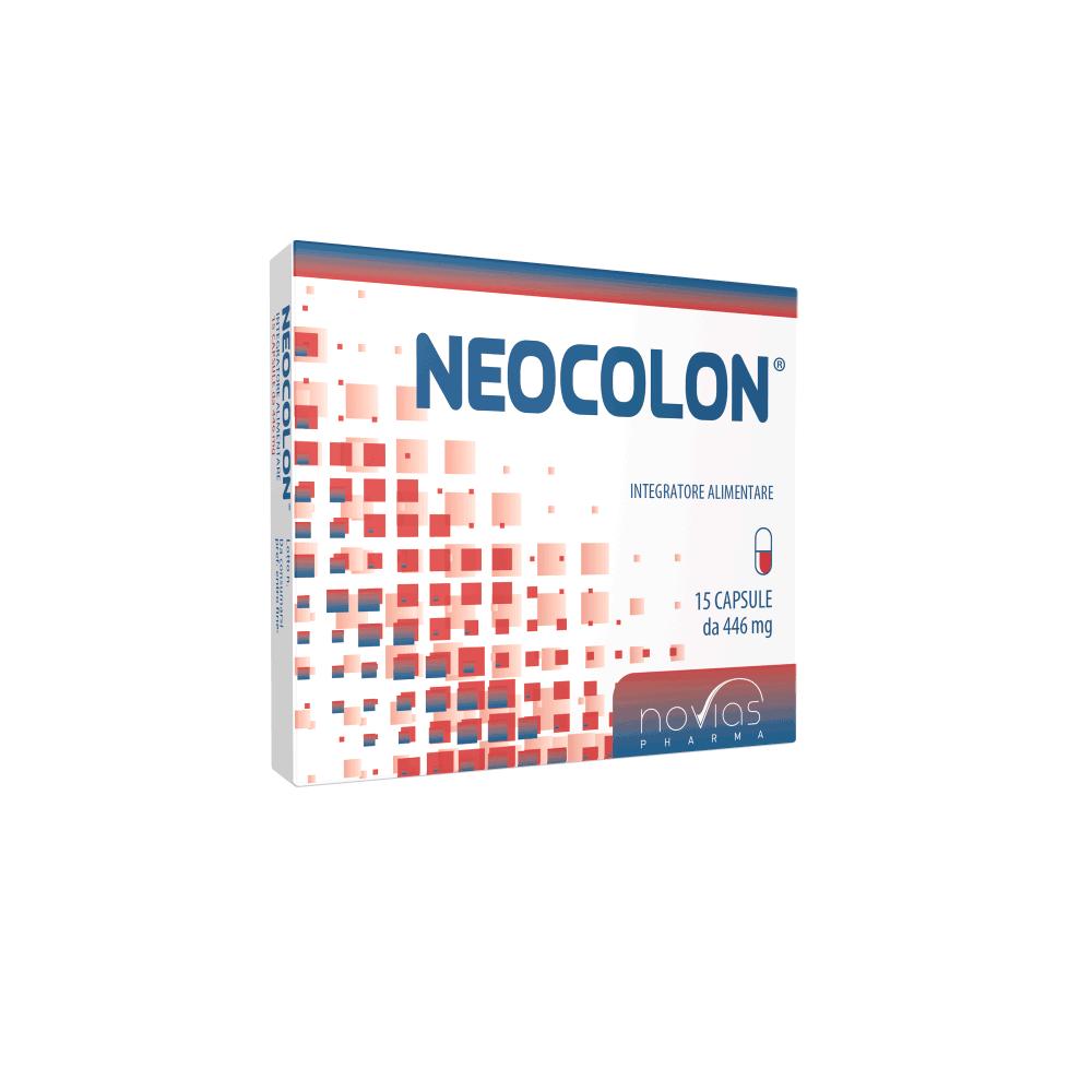 NEOCOLON Integratore Alimentare – 15 capsule