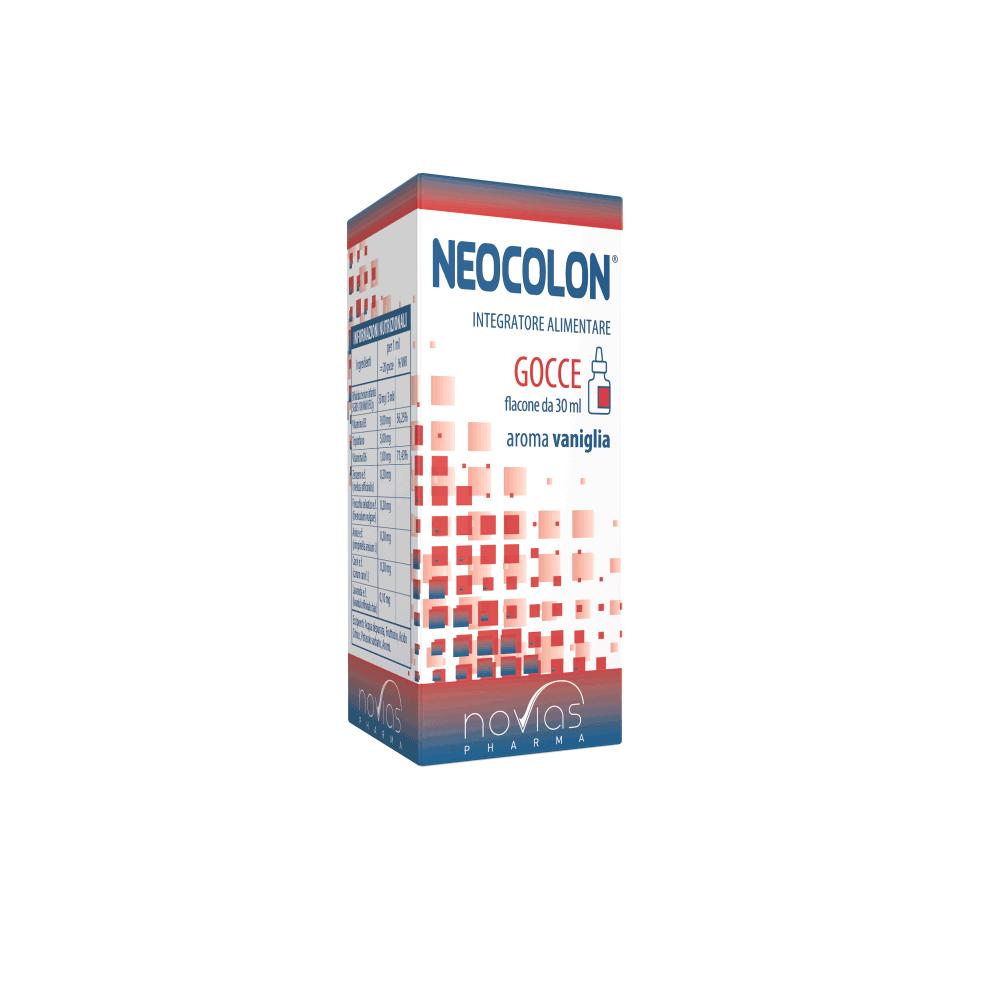 NEOCOLON Integratore Alimentare – 30ml
