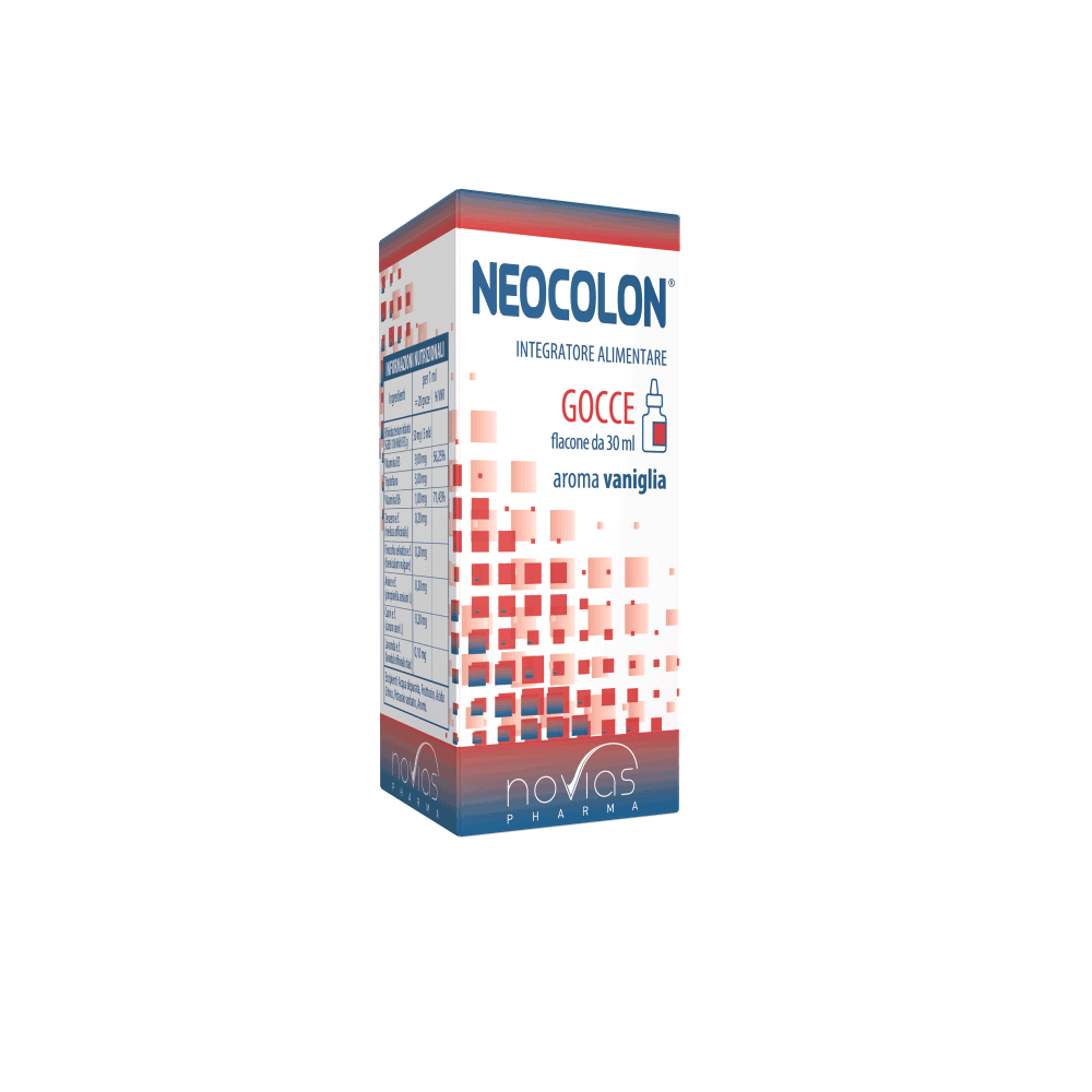 NEOCOLON Integratore Alimentare – 30ml