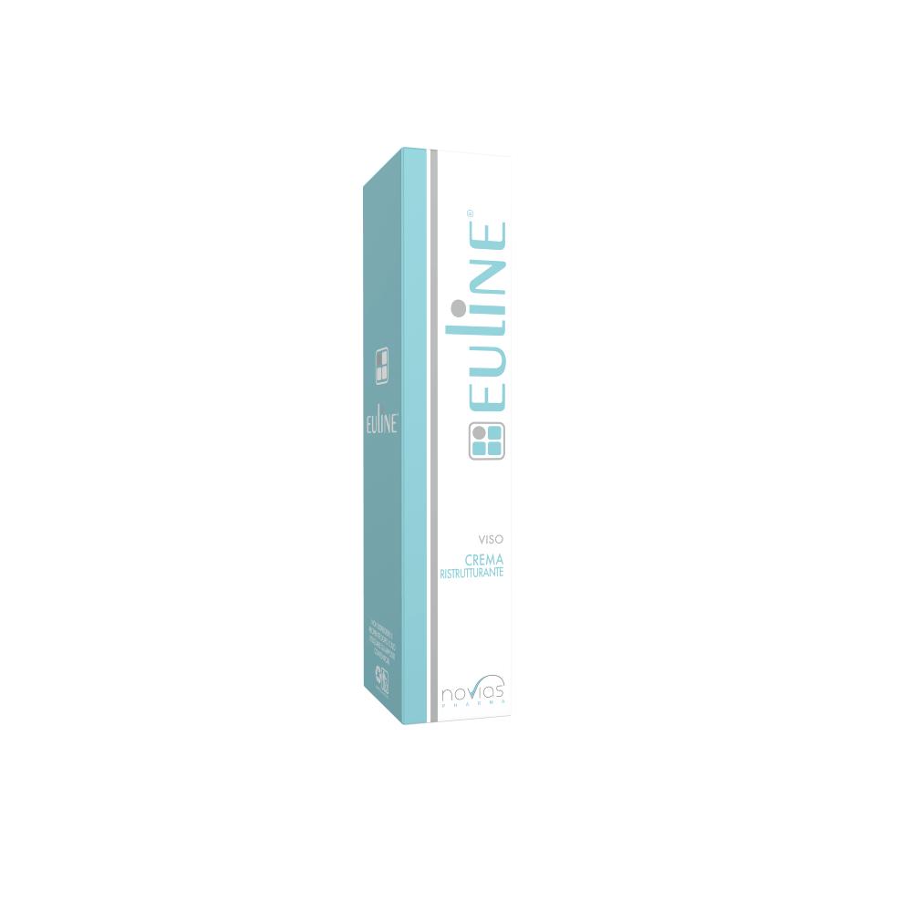 EULINE Crema Ristrutturante Viso – 50ml