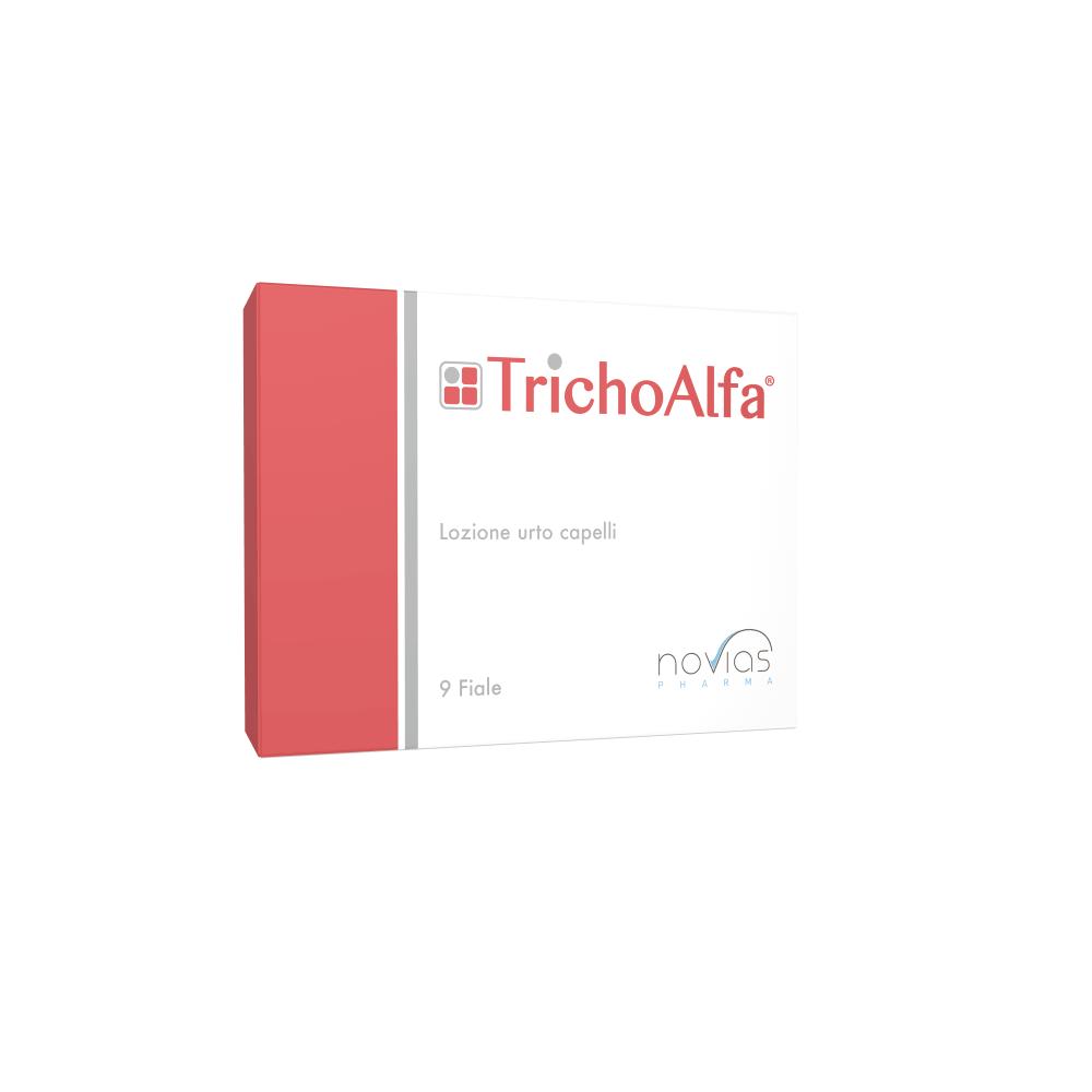 TRICHOALFA Lozione – 10 contenitori monodose