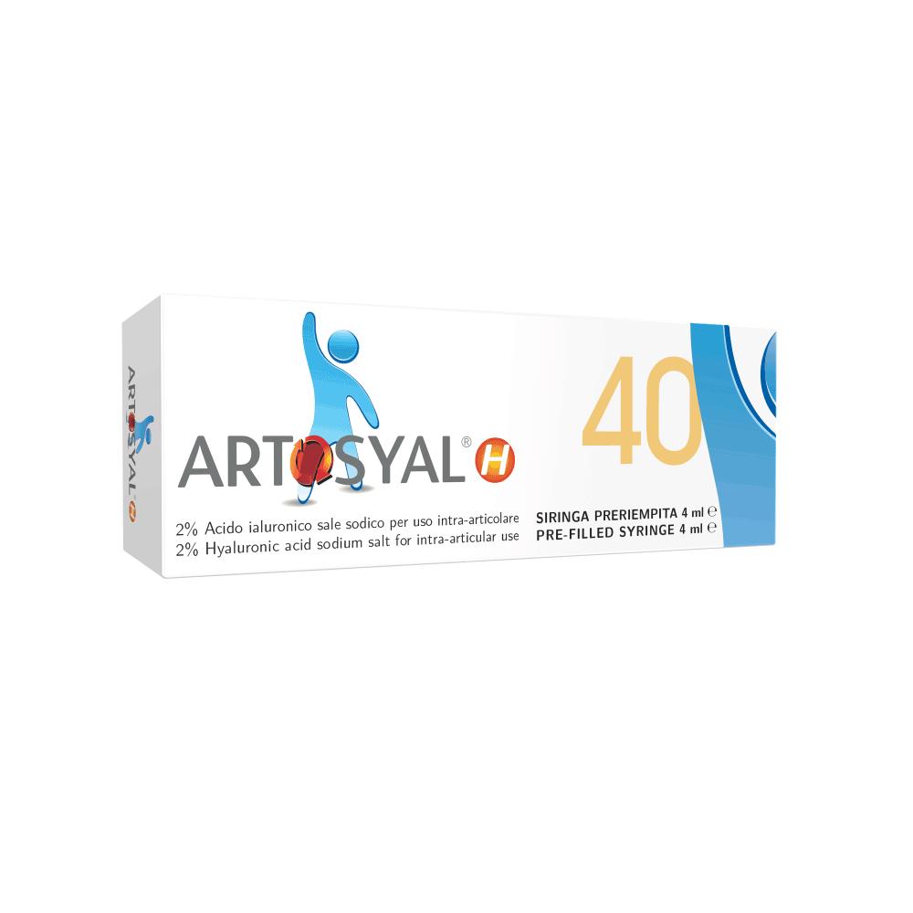 ARTOSYAL H – 40mg