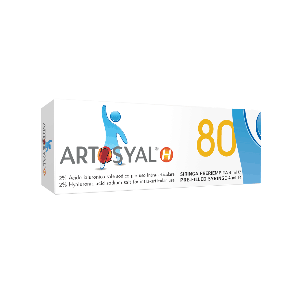 ARTOSYAL H – 80mg