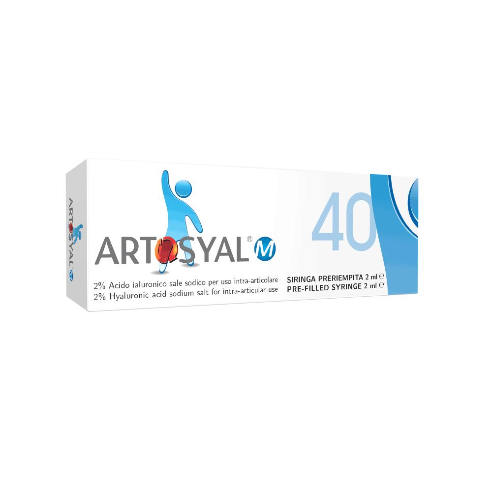 ARTOSYAL M – 40mg