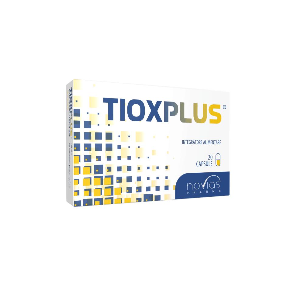 TIOX Plus Integratore Alimentare – 20 capsule