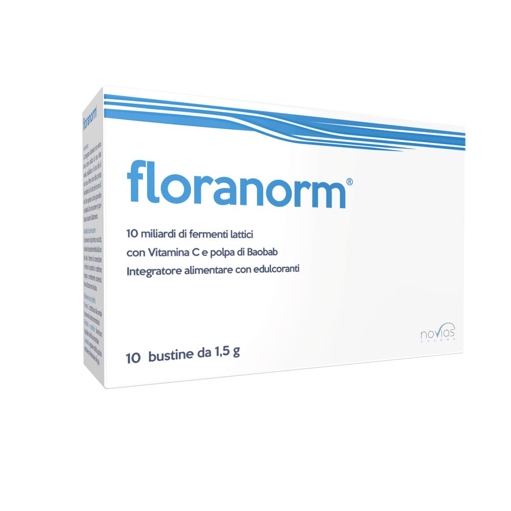 Floranorm – 10 bustine